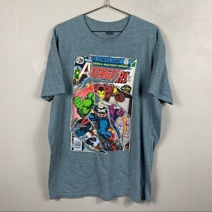 Marvel Avengers Short Sleeve